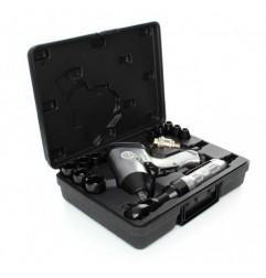 Set de chei pneumatice cu impact si clichet  KD1422  LX-005
