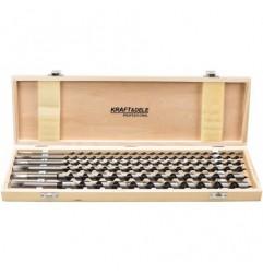 Set 6 burghie pentru lemn 6-18mm KD10266