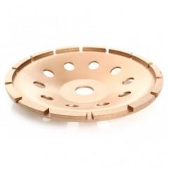 Disc diamantat  segmentat de slefuit 180x22,2mm KD1955