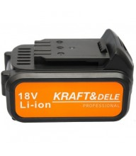 KRAFT & DELE-Acumulator 4000 mAh Li-Ion 18 V X-SERIES KD1760