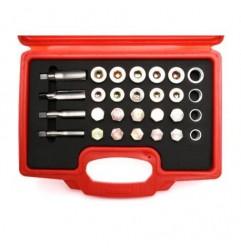 Kit reparare filete baie de ulei 64 elemente KD10511