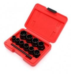 Set extractor suruburi rupte (HIGH PROFILE)  10 piese KD10270