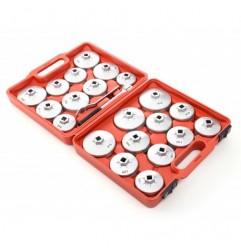 Trusa chei filtre ulei 23  piese KD10501
