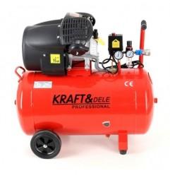 Compresor aer 100L 2 pistoane KD1483