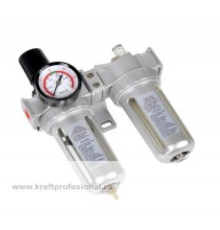 """Reductor de presiune cu filtru de 1/4 """"și lubrificator - BS4624"""