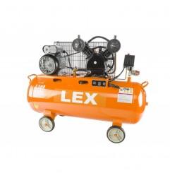 Compresor aer cu ulei 150L 3.8kW 230V LXC150