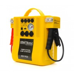Dispozitiv multifunctional  ,compresor, starter ,  incarcator ,lanterna KD1922