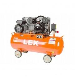 Compresor de aer , rezervor 100l , 230V , 2.8kW , ulei inclus , LXC100